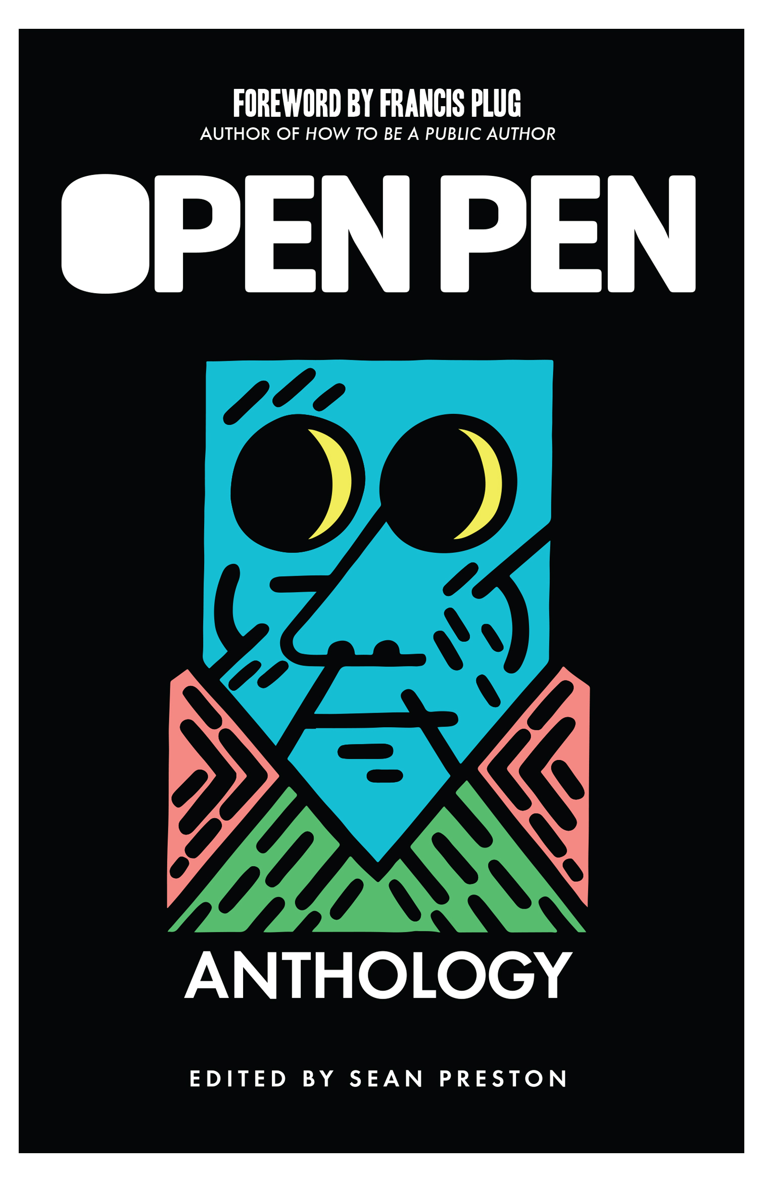 The Open Pen Anthology packshot front cover colour2
