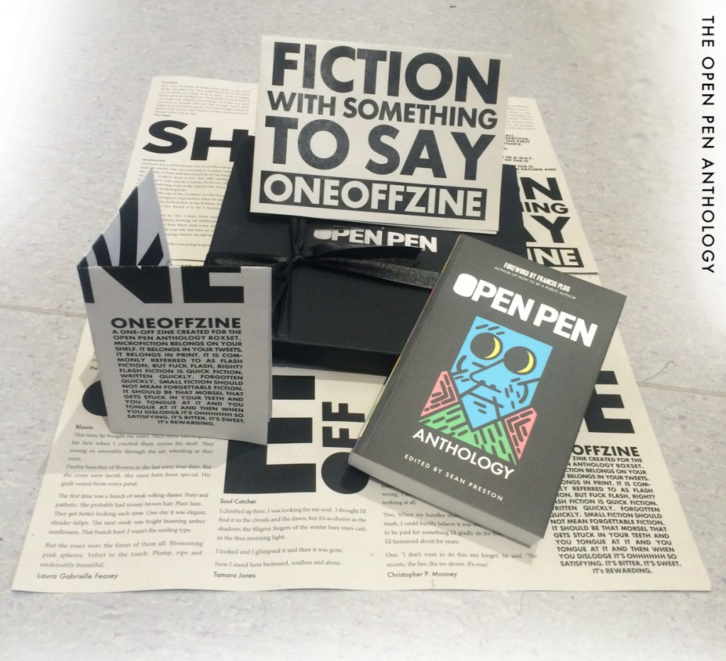 OPEN_PEN_ANTHOLOGY ZINE