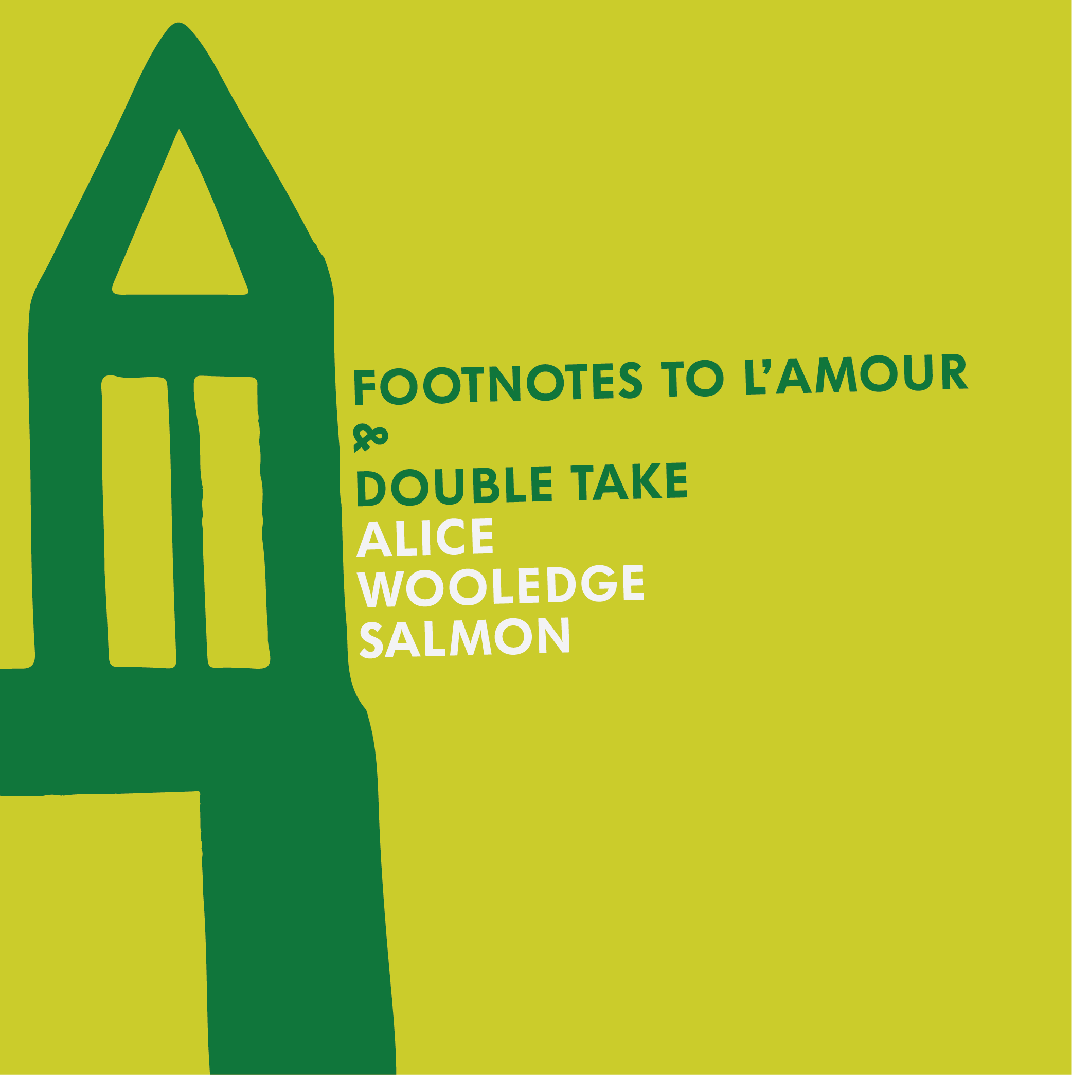 Footnotes to l'Amour / Double Take