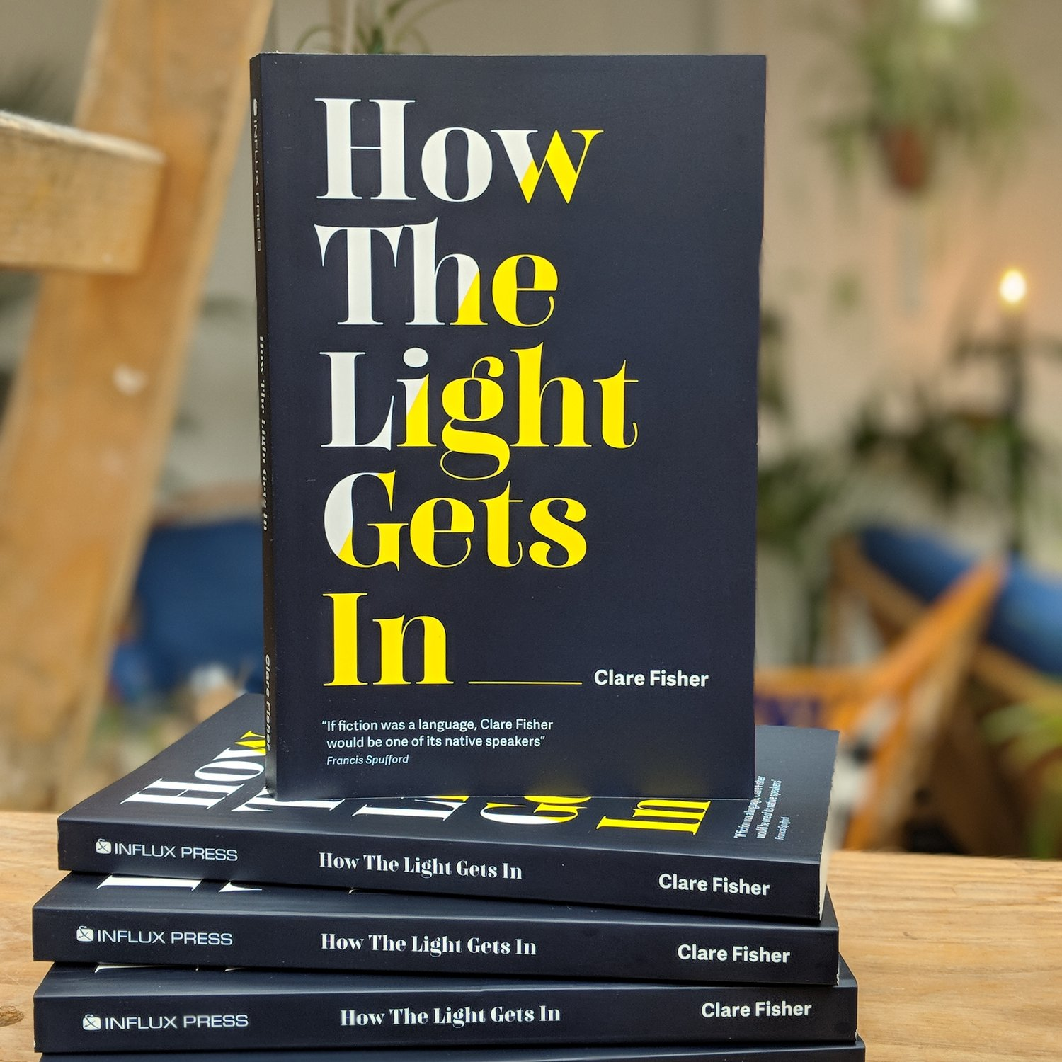 REVIEW: HOW THE LIGHT GETS IN
